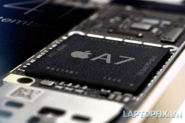 Chip 64-bit của Apple khiến các đối thủ không kịp trở tay.
