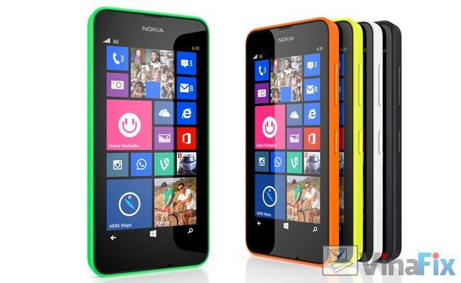 lumia 630.