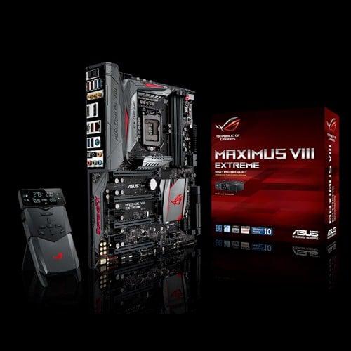 Asus - MAXIMUS VIII EXTREME | Vinafix com