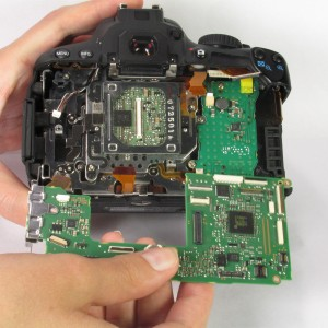 Canon EOS Rebel T4i Motherboard