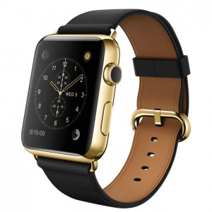 Apple Watch Edition Yellow Gold