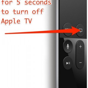 Turn Off Apple TV